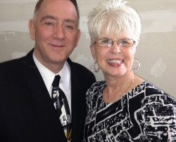 Chris and Kathy Swift