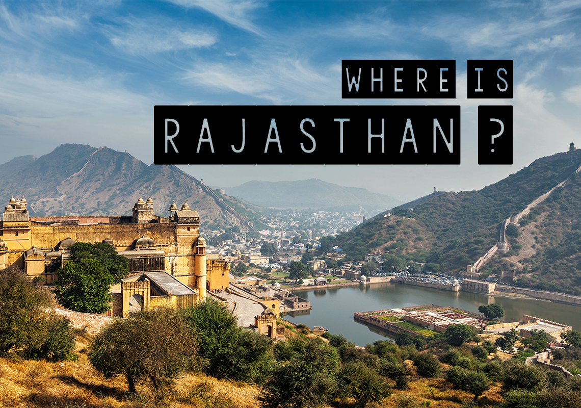 Where is Rajasthan