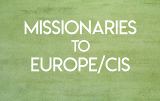 Missionaries to Europe