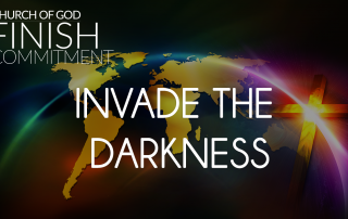 Invade the Darkness
