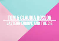 Tom and Claudia Rosson