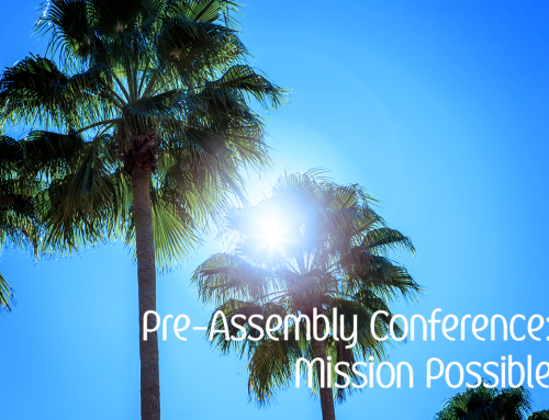 World Missions Pre-Assembly Event Planned