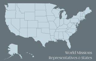 Missions Representatives and States