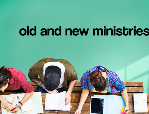 Old and New Ministries