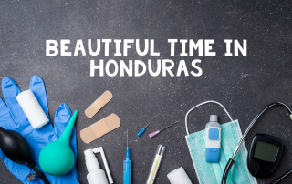 Beautiful Time in Honduras