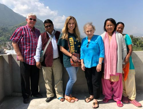 Jack and Mary-Margaret Morris: A missions of connecting