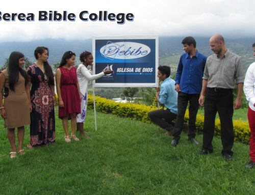 Sevibe and Sebigmar Bible Colleges
