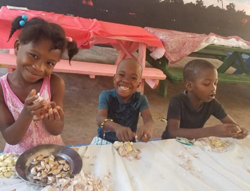 Destiny Village in Haiti: Change a Child, Change a Nation