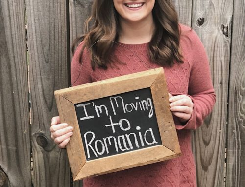 Raeghan Bryant: Our New Missionary to Romania