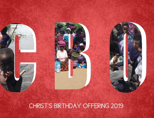 Introducing Christ's Birthday Offering 2019