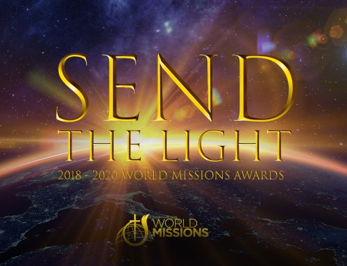 Experience the 2018 – 2020 World Missions Awards Livestream